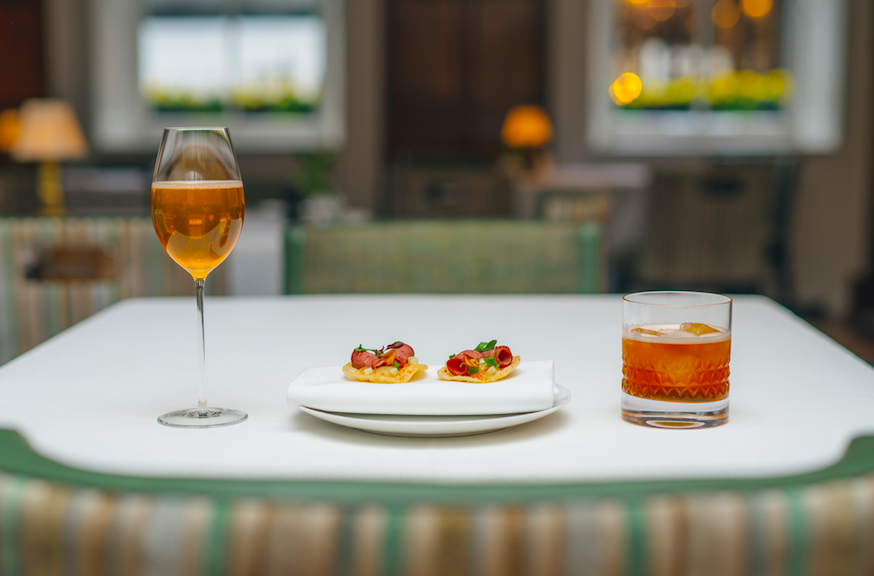 The Luxe List May 2019 - AperiTEAvo Beck at Browns (Photo Credit: @Lateef)