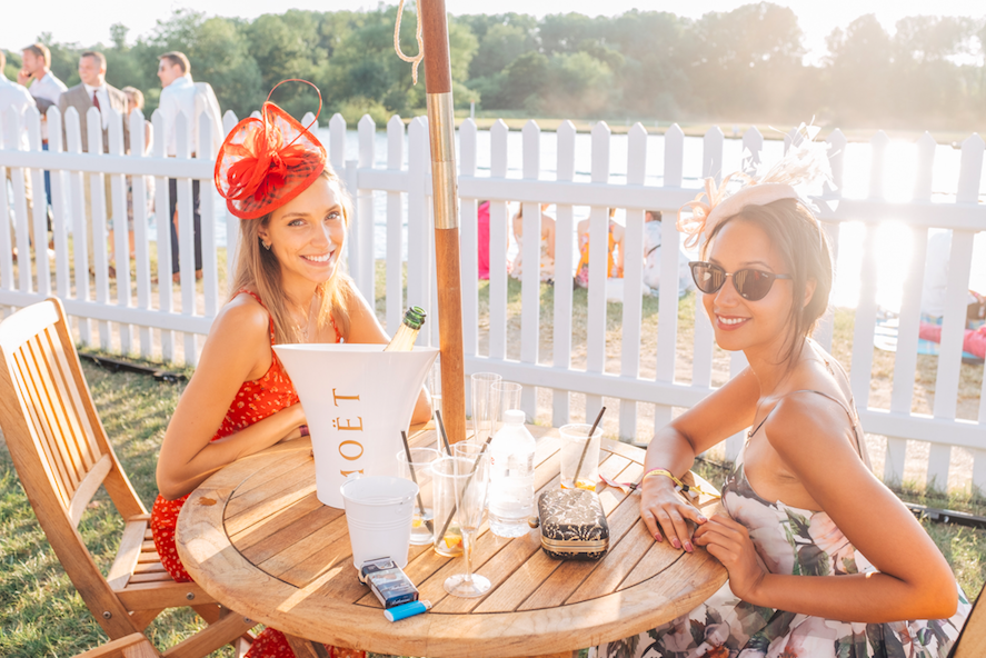 Moet & Chandon Sponsors at Chinawhite at Henley Royal Regatta - The Hottest Ticket This Summer (Photo Credit: Dom Martin dommartin.co.uk)