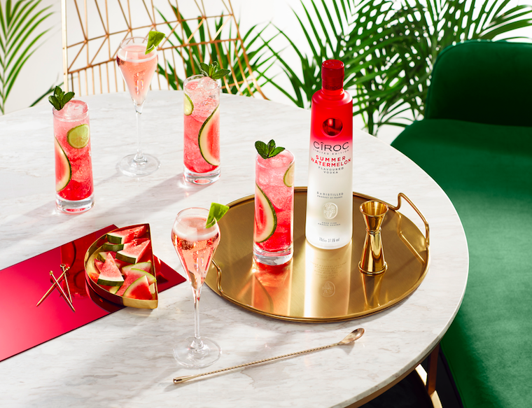 Add Some sizzle This Season With CÎROC's Summer Watermelon: The Newest Flavour in the CÎROC portfolio