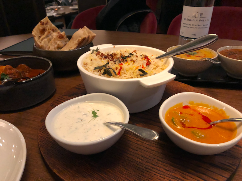 Fine Dining Indian Restaurant Kahani Hits the Spot in Chelsea: Selection of Mains Including Kahani Butter Chicken and Thalasseri Biryani