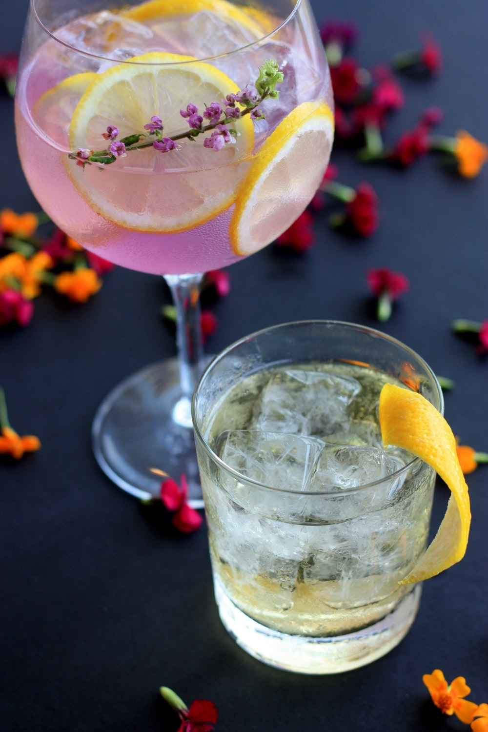 World Gin Day - Where To Celebrate: Bluebird Cafe White City's Strawberry Fields Cocktail Menu