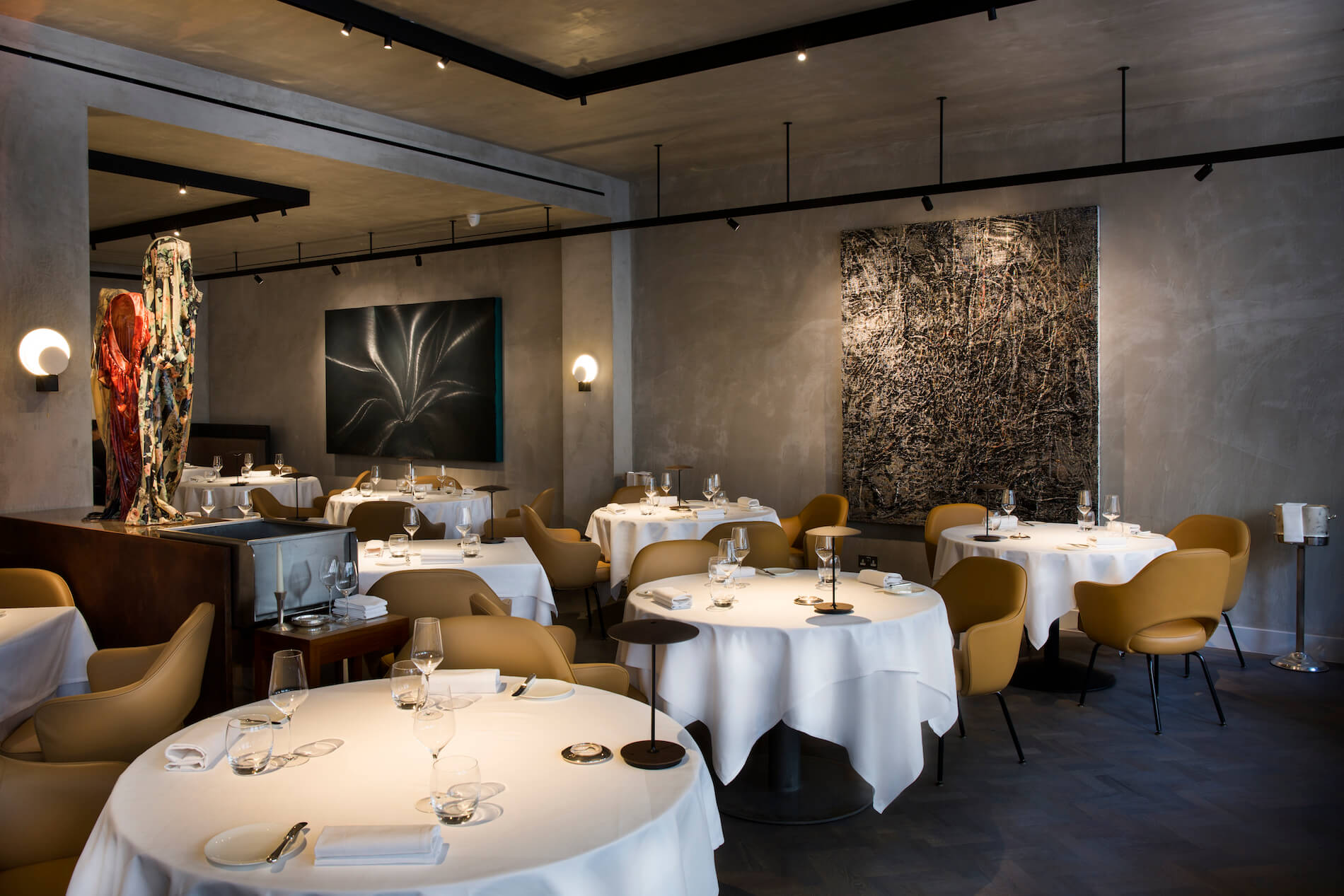 The Luxe List June 2019 - Flexi Charity Dinner at The Square