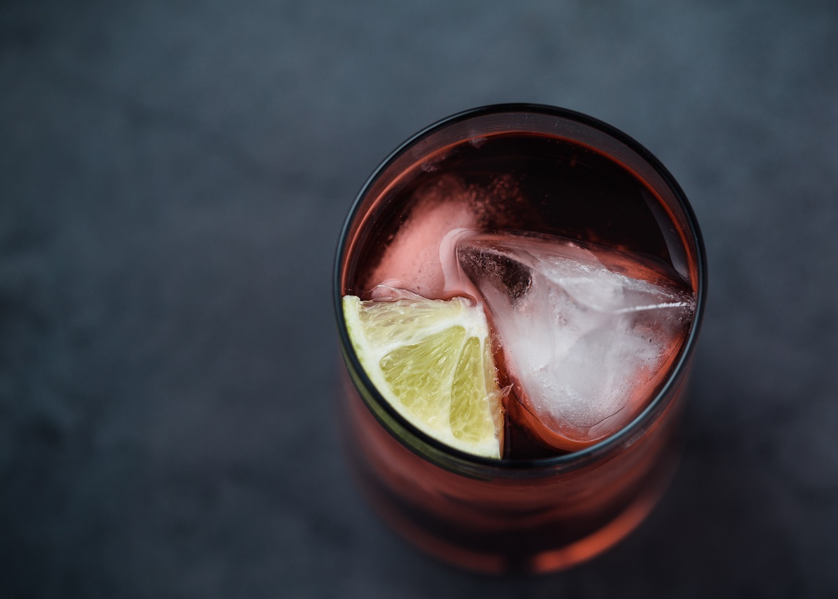 World Gin Day - Where To Celebrate: The Long Acre Iced Tea Cocktail at Morty & Bob's
