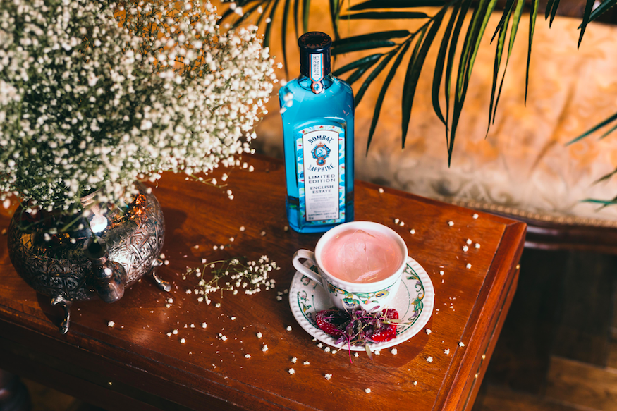 World Gin Day - Where to Celebrate: 'An Elephant's Progress' with Bombay Sapphire and Darjeeling Tea at various Mr Fogg's Across London