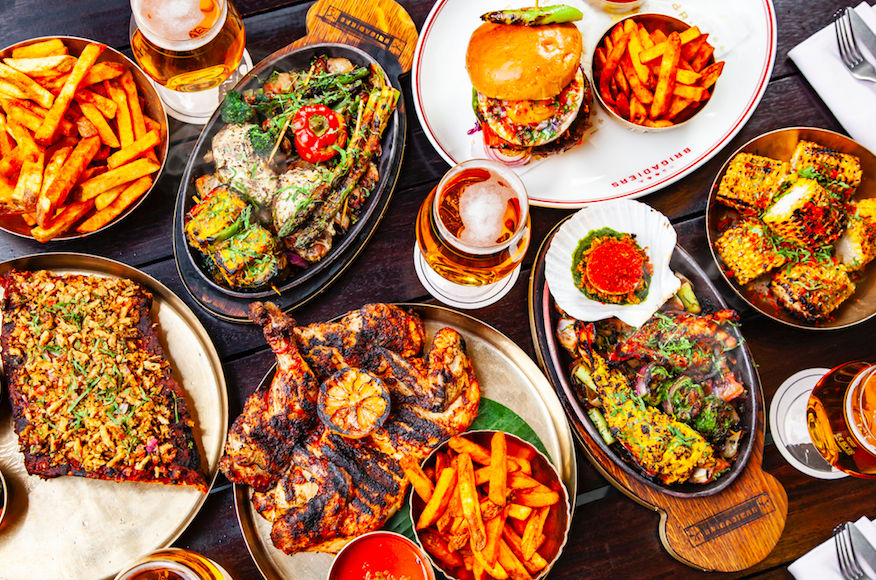 The Luxe List June 2019 - Brigadiers Weekend Barbecue Menu for the Summer of Cricket