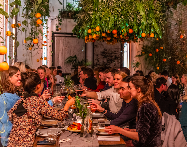 The Luxe List June 2019 - Strazzanti Supperclub During Negroni Week
