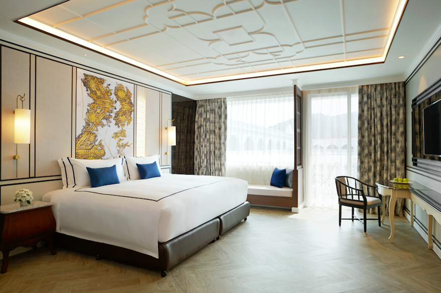 Thai Luxury - The Brand New Movenpick Myth Hotel Patong: Deluxe King Room with Direct Pool Access & Jacuzzi
