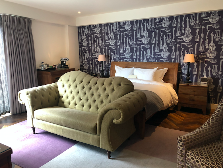Luxe Bible Reviews The Varsity Hotel & Spa, Cambridge: King Room