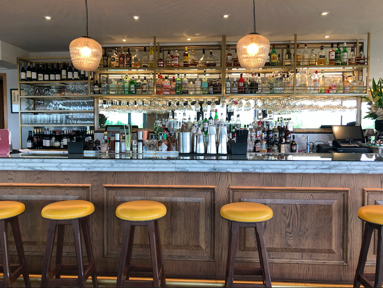 Luxe Bible Reviews The Varsity Hotel & Spa, Cambridge: Bar at Six Brasserie