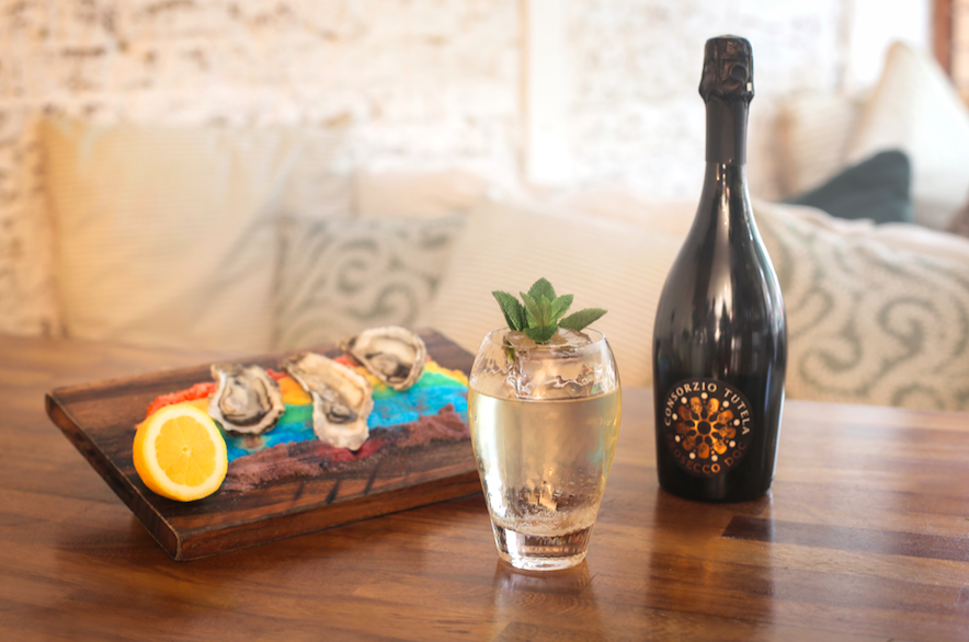 Where to Celebrate Pride 2019 - Pride and Prosecco DOC Party at Bucket on Saturday 6th July