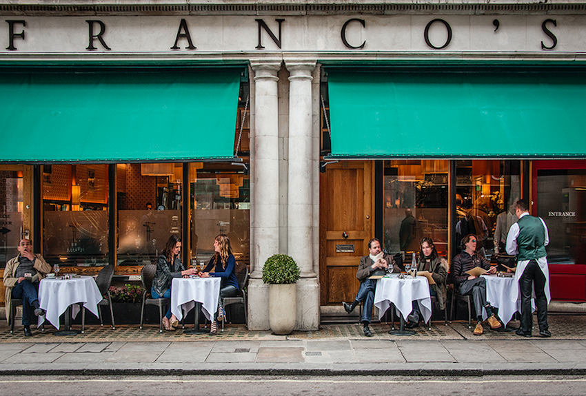 The Luxe List July 2019 Part One - Central Regional Dinner at Franco's