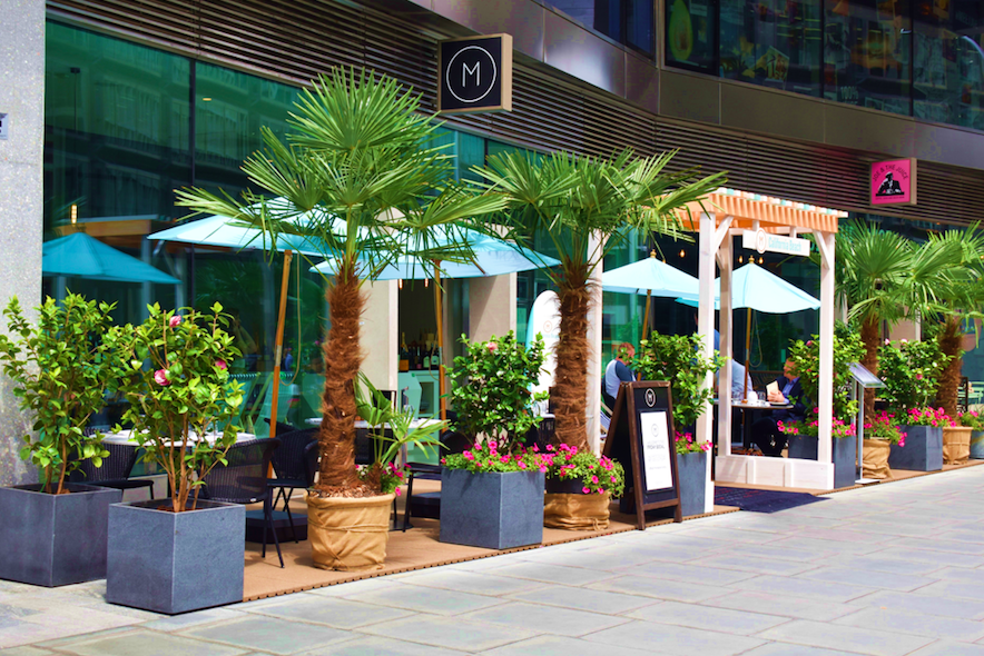 The Luxe List July 2019 - The California Terrace at M Restaurant, Victoria