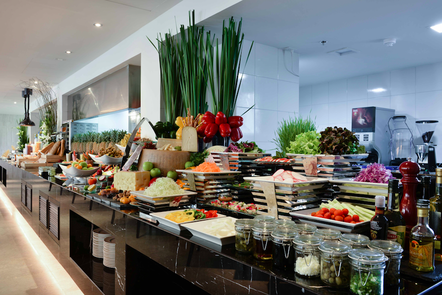 Dream Phuket Hotel & Spa - Breakfast Buffet at Trilogy Restaurant Which is Open All Day