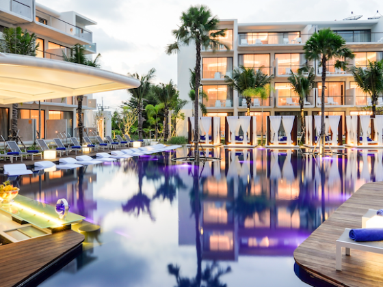 Dream Phuket Hotel & Spa - Main Pool Area & Hotel Complex