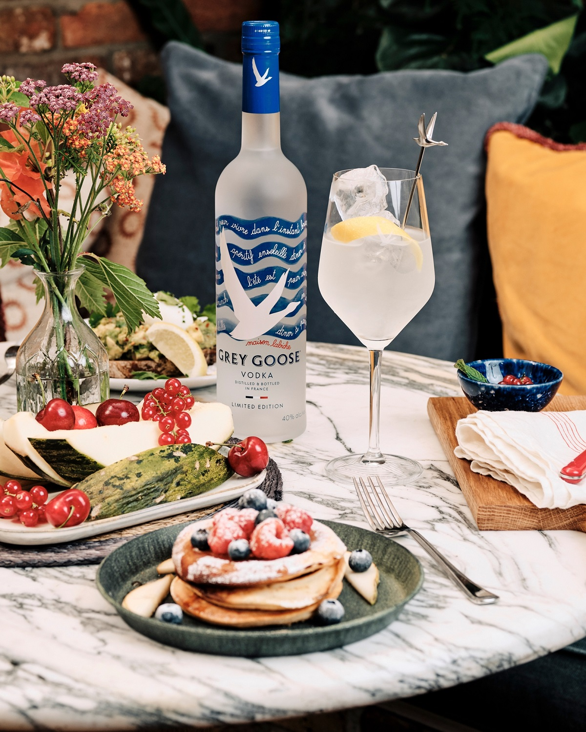 Luxe Bible's Fave Summer Drinks: GREY GOOSE Vodka