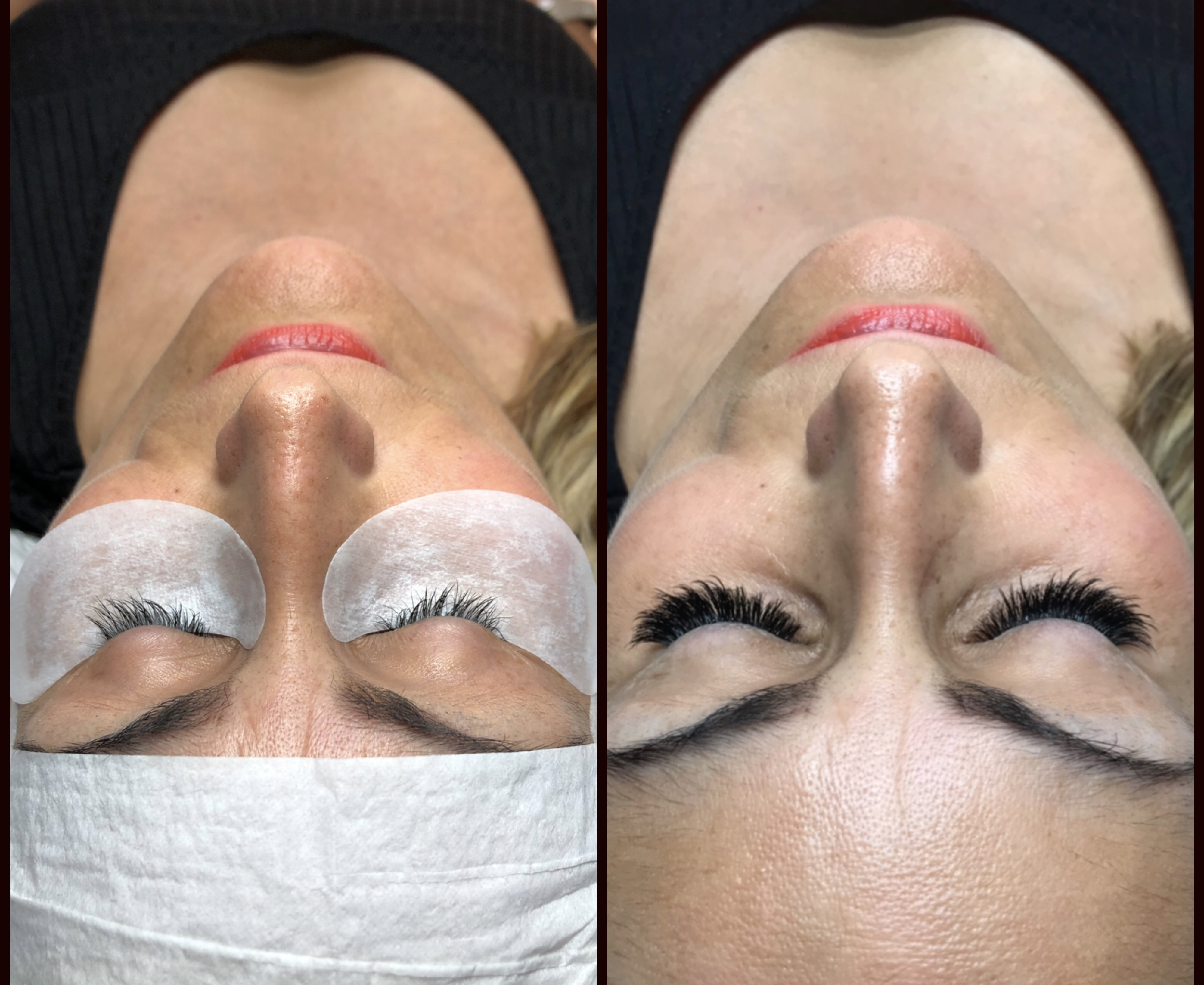 Luxurious Lashes at London Lash Studio, St. John's Wood: Before and After