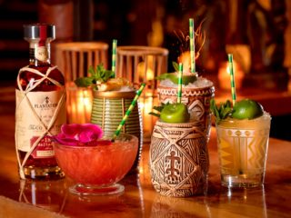 The Luxe List August 2019: Mai Tai Celebrations at Trader Vics 30th August with Plantation 'Collector' Jamaican Rum