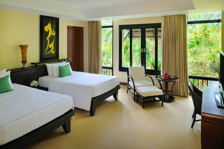 Movenpick Resort and Spa Karon Beach Phuket: Pent House Plunge Pool Villa -Bedroom