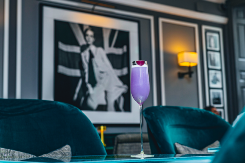 The Best Cocktails in London - 'Our Generation' Menu at Donovan Bar: The Twiggy (Photo Credit Lateef.Photography)