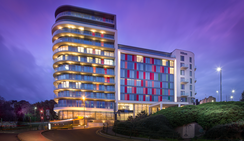 Celebrate the British Summer at Hilton Bournemouth - Exterior