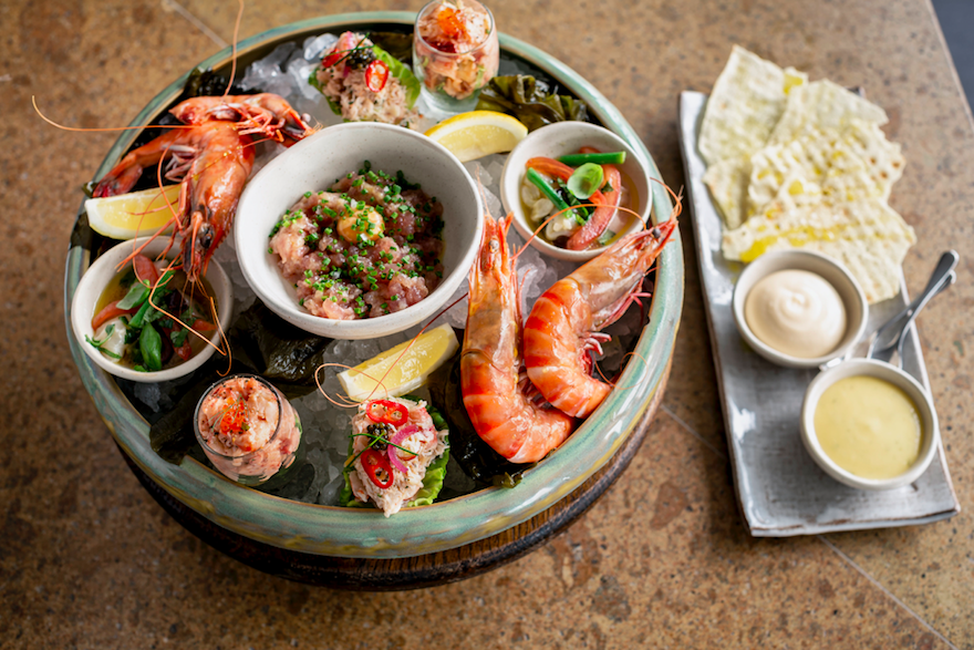 The Luxe List August 2019: Bottomless Seafood Brunch at Oblix at The Shard