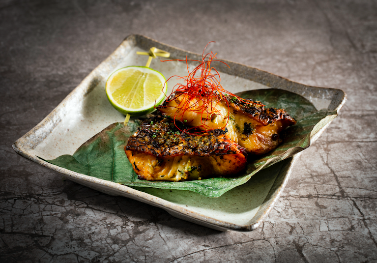 Peter Street Kitchen, Manchester - A Luxurious Japanese/Mexican Fusion: Chilean Sea Bass