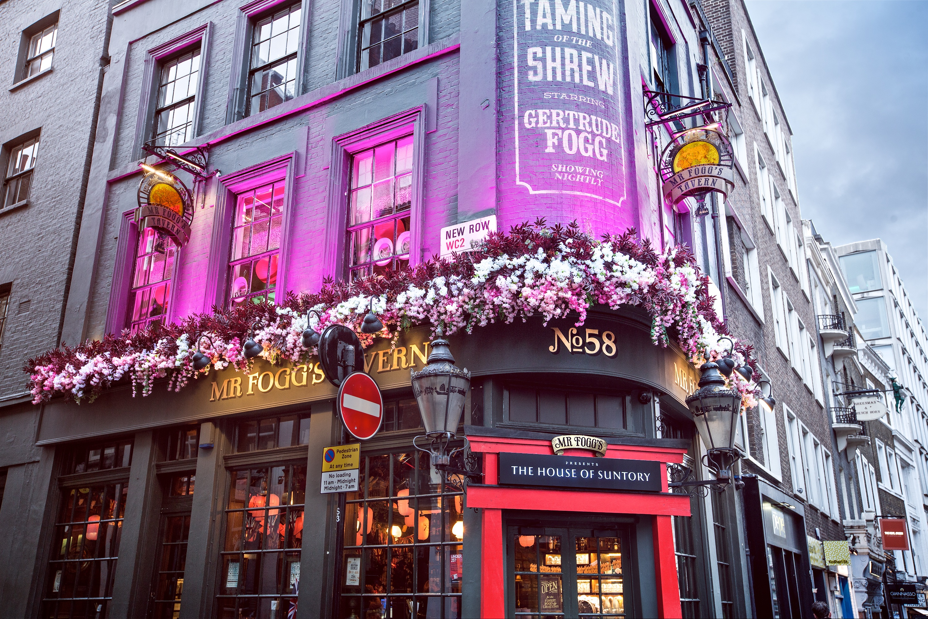 The Luxe List of Christmas Pop-Ups & Terraces 2019 - Winter Festival of Lights at Mr Fogg's Gin Parlour and Tavern (Photo Credit: Johnny Stephens Photography)