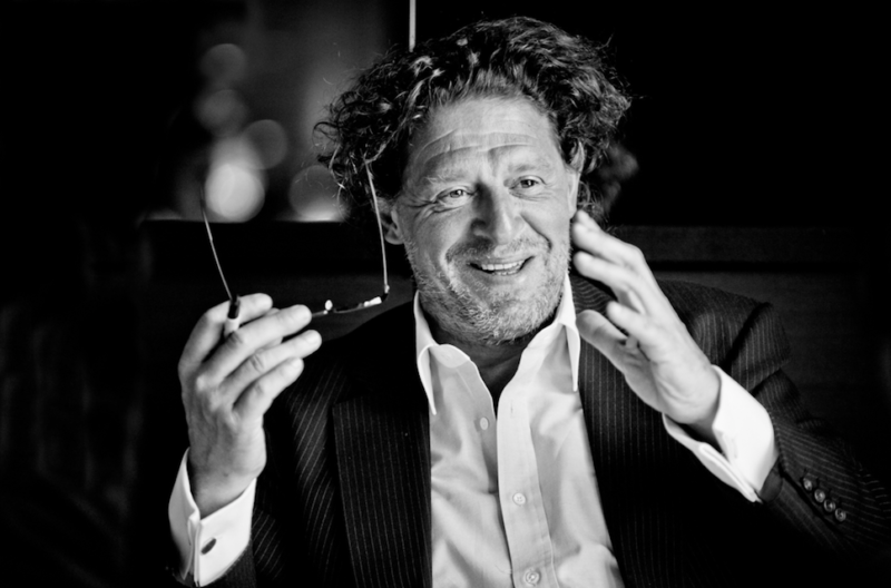 Marco's New York Italian - Media City UK: Marco Pierre White
