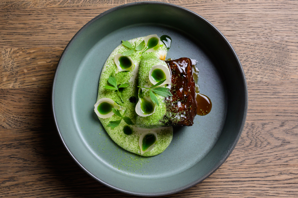 Sharer Plate Heaven at Wolf at the Door, Manchester: Short Rib