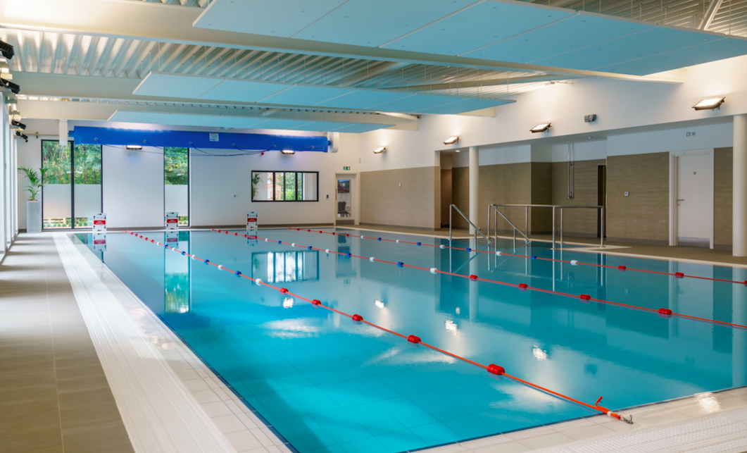 Fine Dining & Fancy Leisure Facilities at Phyllis Court, Henley on Thames: Brand New Leisure Facilities Including Pool, Sauna & Gym