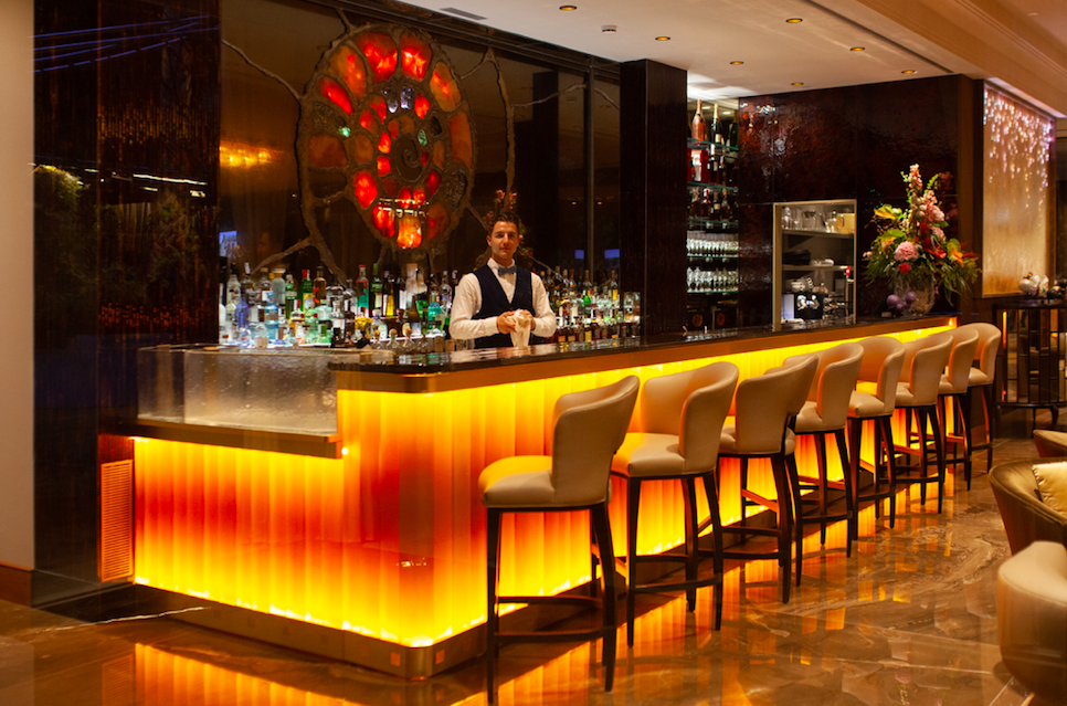 A Glamorous Getaway at The Alàbriga Hotel & Home Suites, Costa Brava: The Lovee Bar