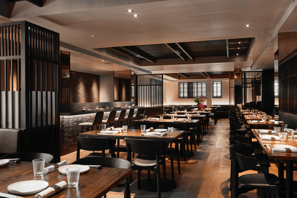 The Luxe List: 8 New Openings For November - TOKii at The Prince Atatoki London Hotel (Photo Credit: Ben Carpenter)