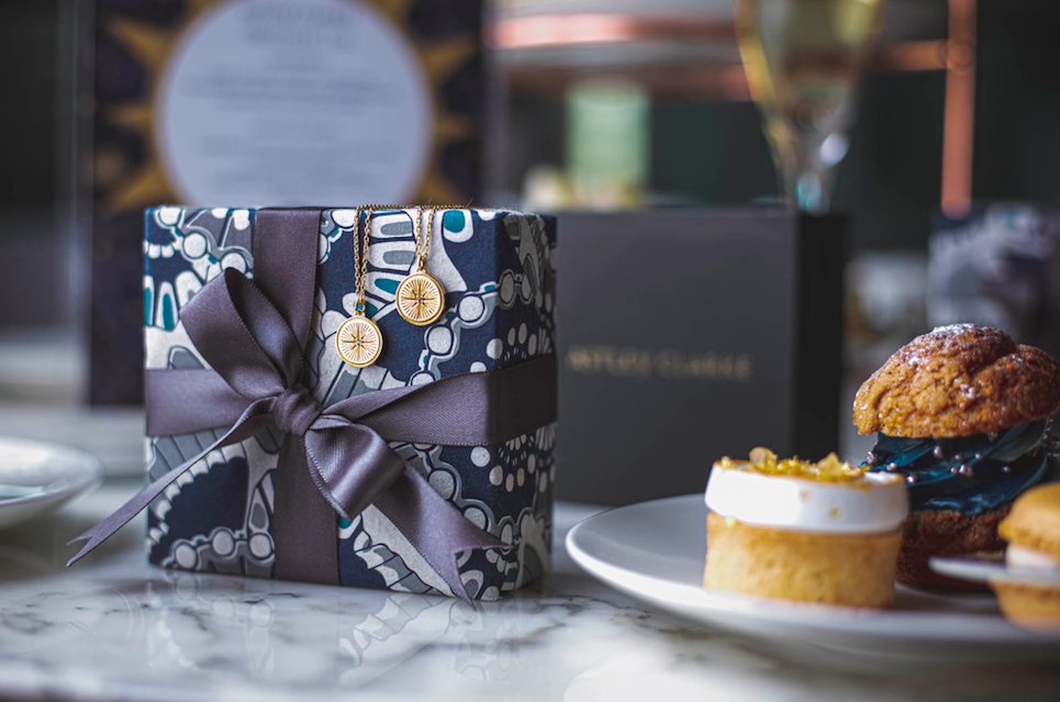 The Luxe List November 2019 - Celestial Afternoon Tea with Astley Clarke at Plateau Restaurant