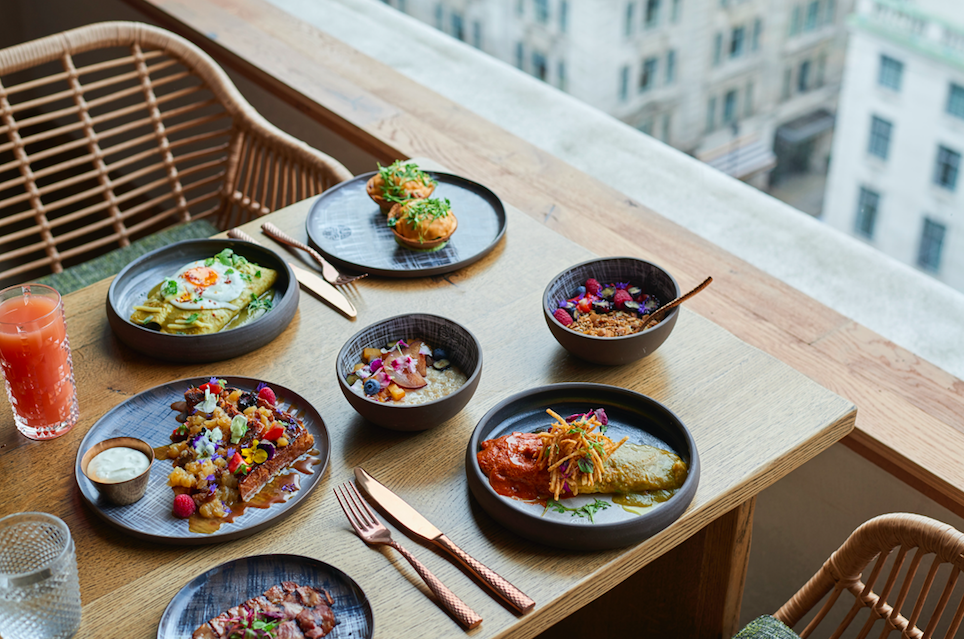 The Luxe List: 9 New Openings For November 2019: Madera at the Treehouse London