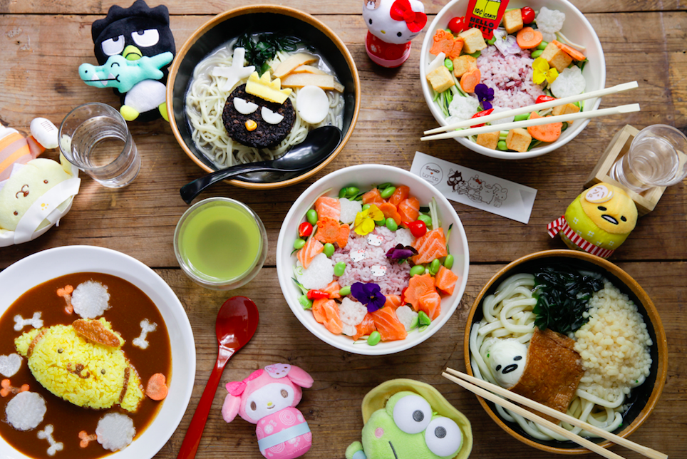 The Luxe List November 2019 - Tombo Cafe Fitzrovia Teams up with Sanrio for First European Hello Kitty Pop-up