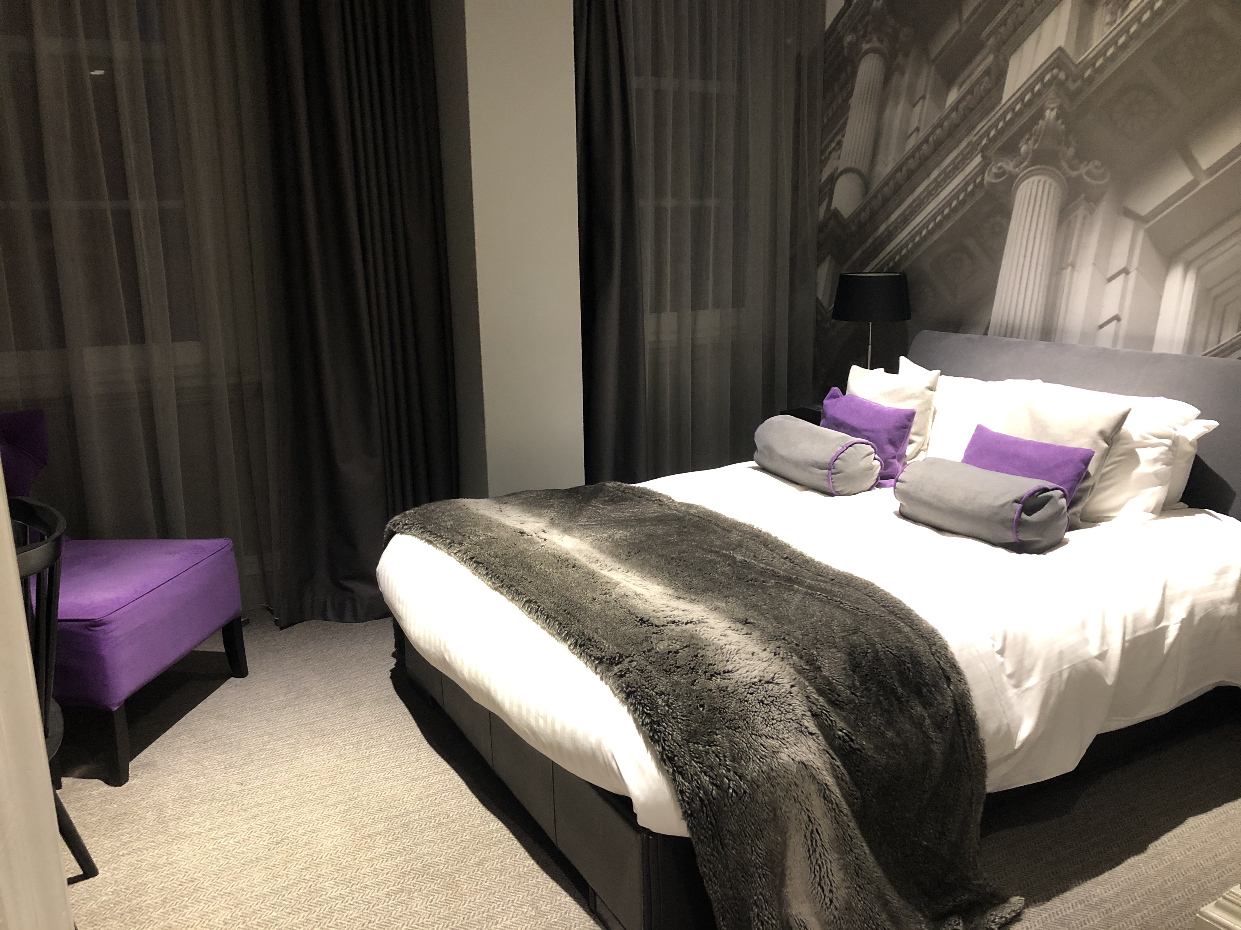 Beautifully Boutique - The Grey Street Hotel, Newcastle: Cosy bedrooms with a luxurious feel