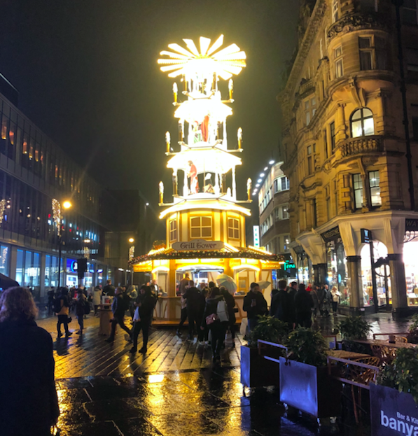 Beautifully Boutique - The Grey Street Hotel, Newcastle: The Christmas markets, pop-ups and festivities are just a short walk away