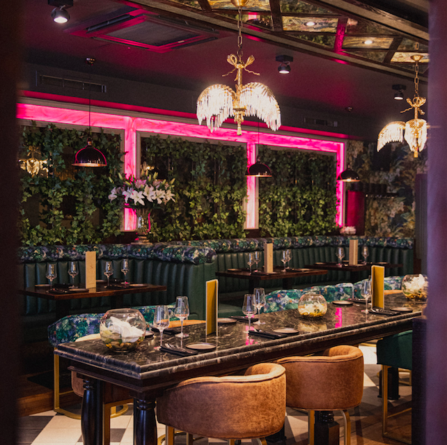 Beautifully Boutique - The Grey Street Hotel, Newcastle: Leila Lily's Restaurant & Bar