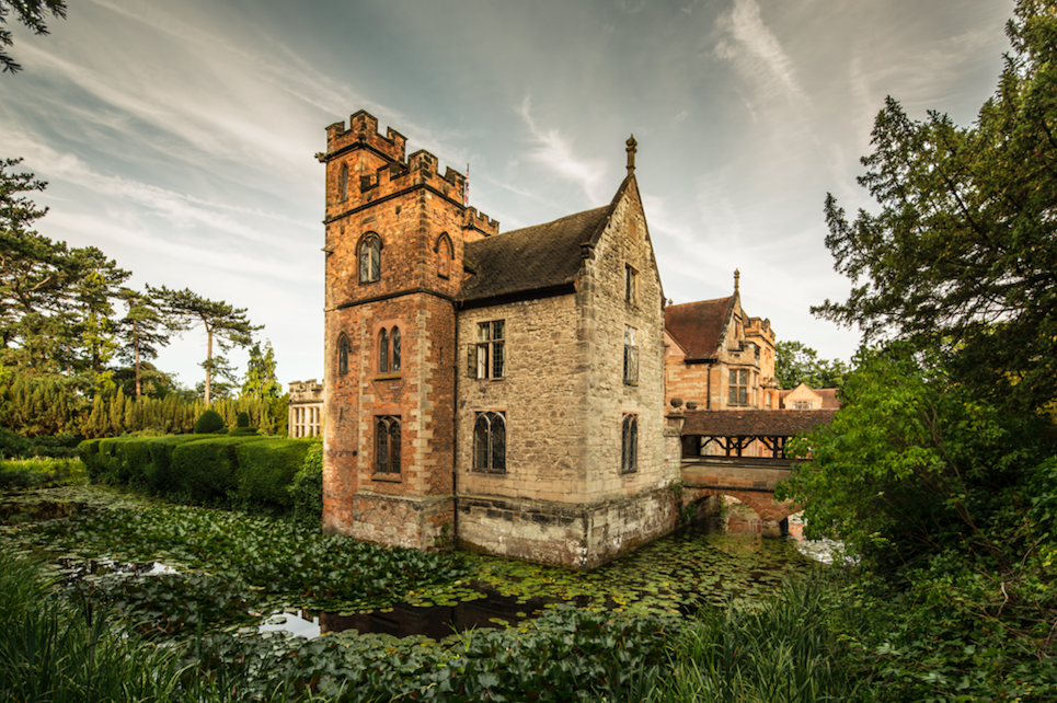 A Medieval, Majestic Moat House - New Hall Hotel & Spa