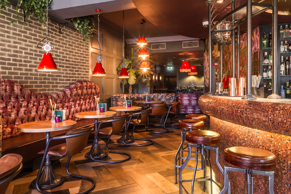 Sophisticated Asian Fusion - Parichat by Sohe, Jesmond: Bar Interiors