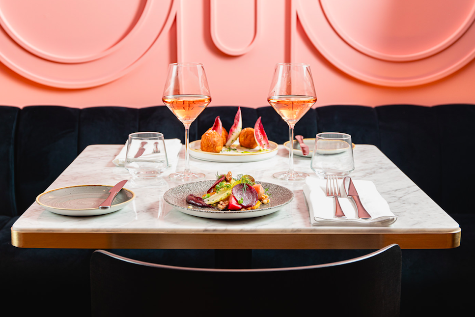 A Real Show Stopper - The New Boulevard Theatre & Restaurant, Soho