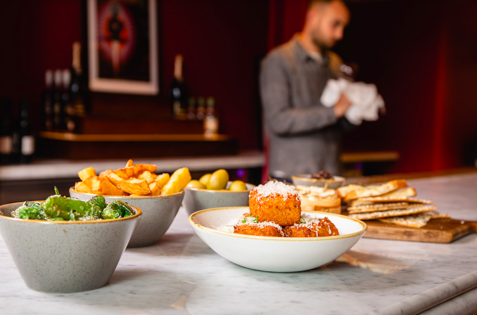 A Real Show Stopper - The New Boulevard Theatre & Restaurant, Soho - With An Ever Changing Menu Focusing on Quality Ingredients