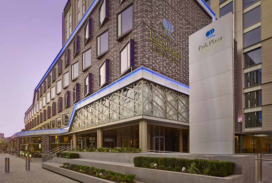 A Seriously Stylish Stay at the Award Winning RHG's Park Plaza London Waterloo: Exterior