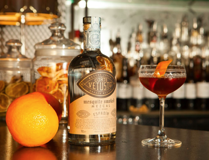 Forget Dry Jan! Here's Luxebible's Hottest Drinks Trends for 2020: Corte Vetusto's Range of Mesquite Smoked Mezcal
