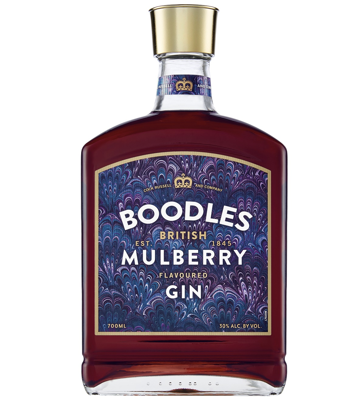 The Coolest Gins of 2020: Boodles Mulberry Flavoured Gin