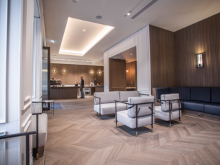 Page8 Hotel - A New London Hotel for Luxury Loving Wanderlusters: The Lobby, Page Common & Communal Area
