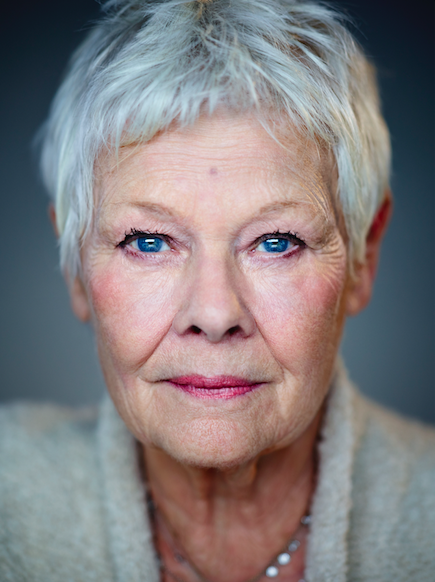 The Luxe List February 2020: In Conversation with Judi Dench at J Sheekey