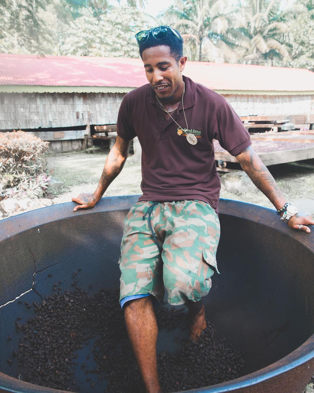 'Seven Minutes in Saint Lucia' Virtual Series Takes You There During Lockdown! Cocoa Tea