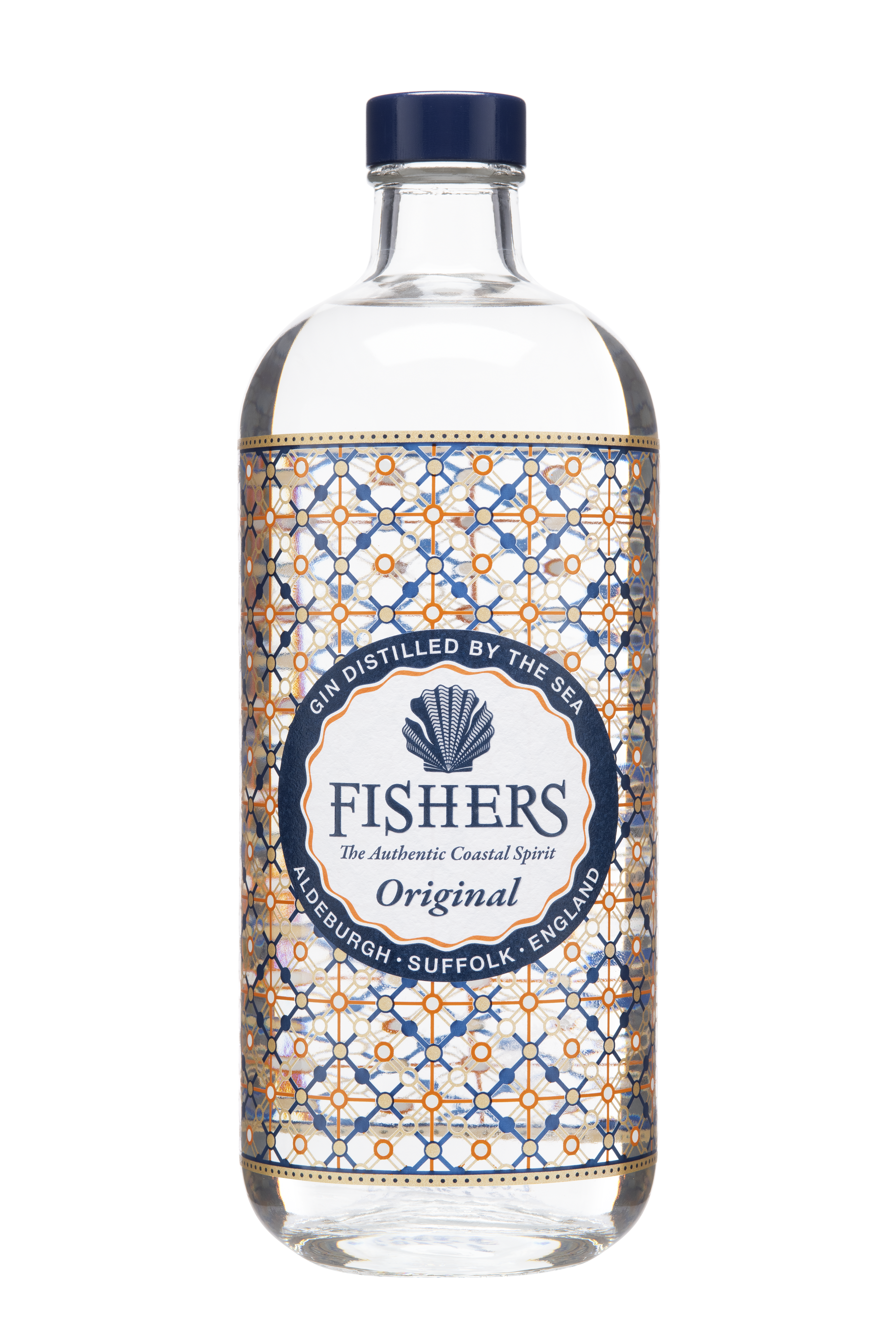 Lockdown! Bring The Bar To You! Fishers Gin - 70cl