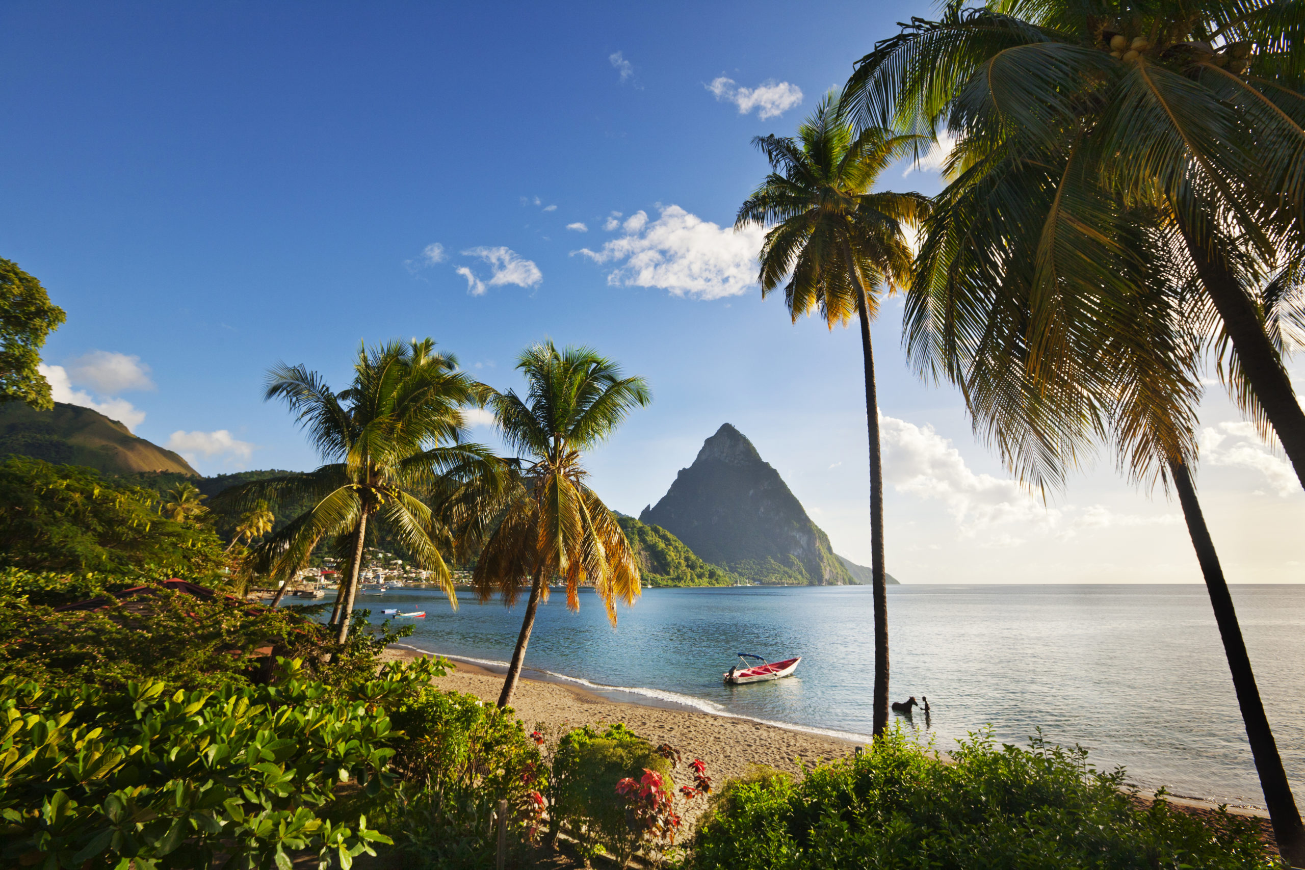 'Seven Minutes in Saint Lucia' Virtual Series Takes You There During Lockdown! Saint Lucia